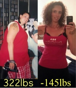 I lost over 145lbs, so can you!