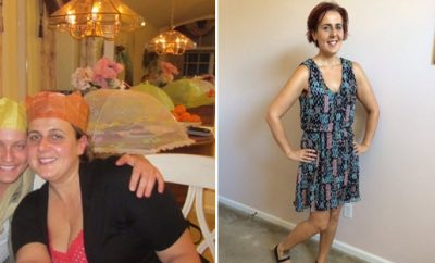 Orlando woman has lost 85 pounds since last January