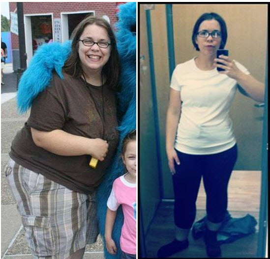 Great success story! Read before and after fitness transformation stories from women and men who hit weight loss goals and got THAT BODY with training and meal prep. Find inspiration, motivation, and workout tips | 129 pounds gone in 13 months!