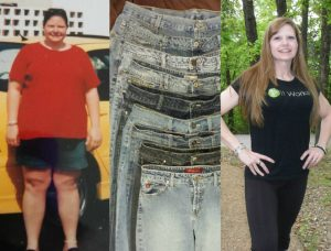 Pam Kimbro – After losing Father took his advise and went on to lose 150lbs.