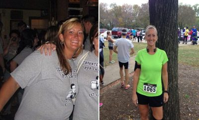 Losing Weight….Finding Myself