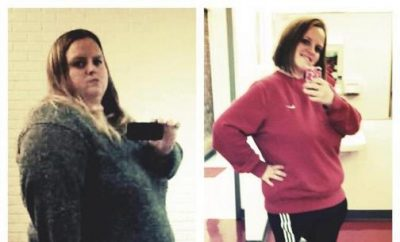 MIchelle's Weight Loss Journey