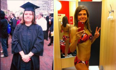 From A Cage to the Stage: My 100lb Weight Loss Journey