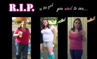 *Aha!* -96lbs later, I decided I could be healthy TOO!