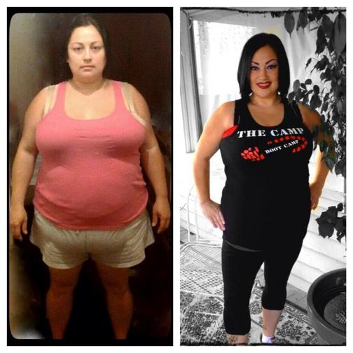 Great success story! Read before and after fitness transformation stories from women and men who hit weight loss goals and got THAT BODY with training and meal prep. Find inspiration, motivation, and workout tips | Boot Camp Time