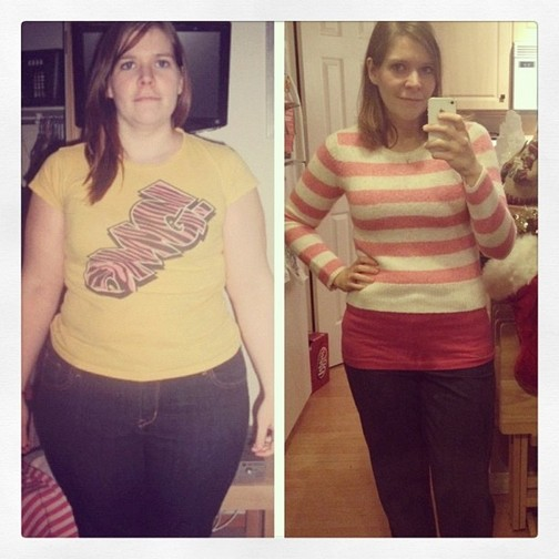 Great success story! Read before and after fitness transformation stories from women and men who hit weight loss goals and got THAT BODY with training and meal prep. Find inspiration, motivation, and workout tips | My journey to fab from fat