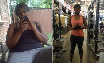 96 Pounds Lost: My Attempt to Give Back To My Mom