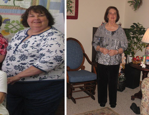 Great success story! Read before and after fitness transformation stories from women and men who hit weight loss goals and got THAT BODY with training and meal prep. Find inspiration, motivation, and workout tips | Senior Loses Excess Weight