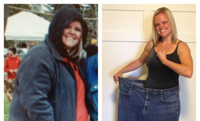 Little by little, one goes far… 159 Pounds Lost!