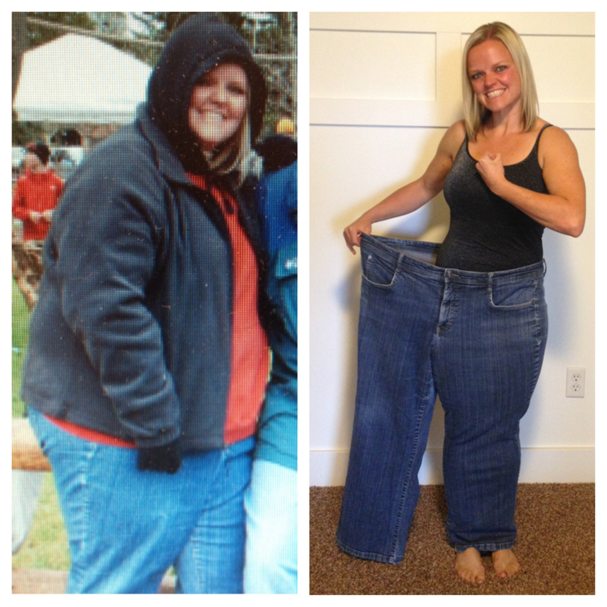 Great success story! Read before and after fitness transformation stories from women and men who hit weight loss goals and got THAT BODY with training and meal prep. Find inspiration, motivation, and workout tips | Little by little, one goes far... 159 Pounds Lost!