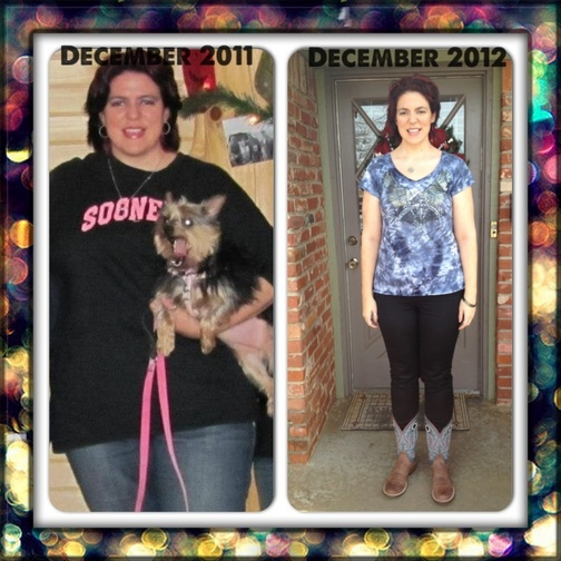 Great success story! Read before and after fitness transformation stories from women and men who hit weight loss goals and got THAT BODY with training and meal prep. Find inspiration, motivation, and workout tips | I Lost 100 Pounds in Less Than a Year!