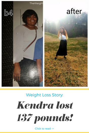 Great success story! Read before and after fitness transformation stories from women and men who hit weight loss goals and got THAT BODY with training and meal prep. Find inspiration, motivation, and workout tips | 137 Pounds Lost: Taking my life back by faith
