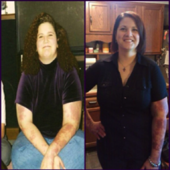 Great success story! Read before and after fitness transformation stories from women and men who hit weight loss goals and got THAT BODY with training and meal prep. Find inspiration, motivation, and workout tips | I lost 100 Pounds, and Have No Desire To Find It Again!