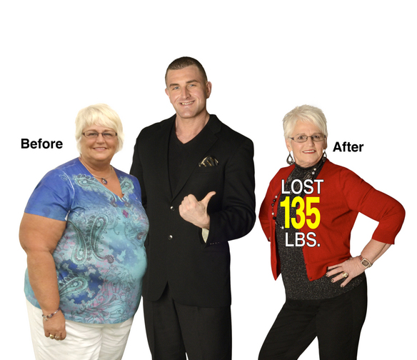 Great success story! Read before and after fitness transformation stories from women and men who hit weight loss goals and got THAT BODY with training and meal prep. Find inspiration, motivation, and workout tips | Former obese man helps woman lose 145lbs in a year!