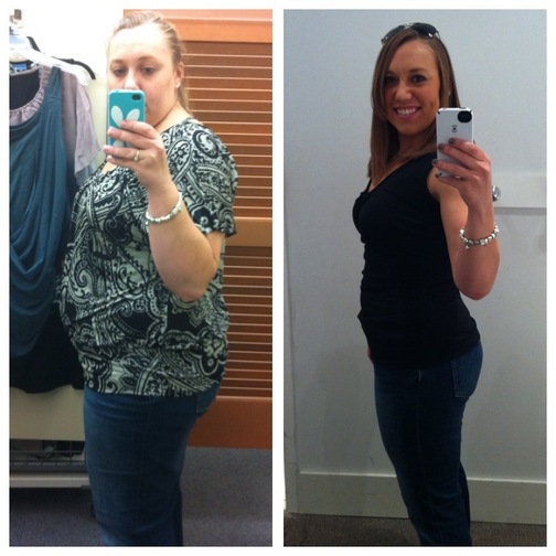 Great success story! Read before and after fitness transformation stories from women and men who hit weight loss goals and got THAT BODY with training and meal prep. Find inspiration, motivation, and workout tips | 80lbs loss and found my self