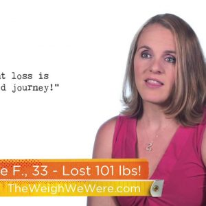 {VIDEO} SparkPeople.com helped keep Krystie successfully drop 101 pounds – Weight Loss Success Story