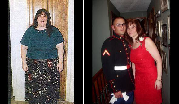 Great success story! Read before and after fitness transformation stories from women and men who hit weight loss goals and got THAT BODY with training and meal prep. Find inspiration, motivation, and workout tips | Becky Griggs lost 200 Pounds!