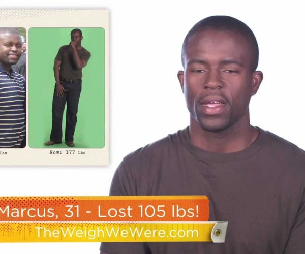 {VIDEO} Changing habits helped Marcus lose more than 100 pounds – Weight Loss Success Story
