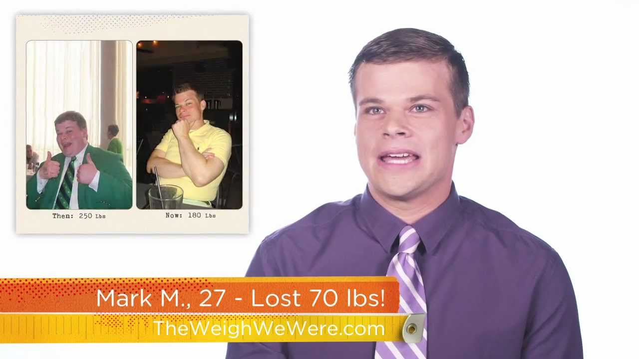 {VIDEO} Weight Loss Story – A little encouragement helped spark Mark's 70-pound weight loss