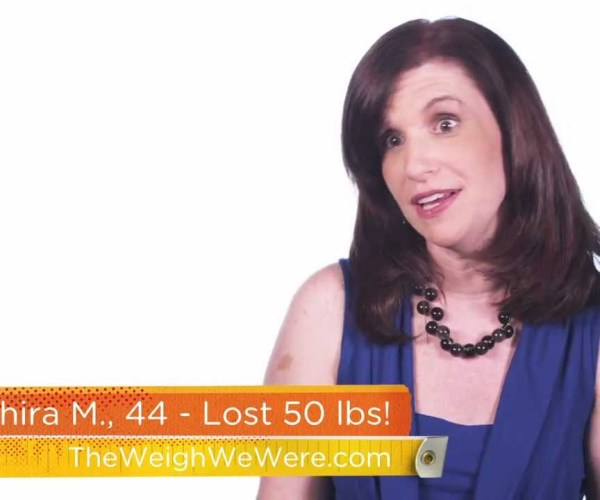 {VIDEO} Weight Loss Story – Vigilance helps Shira maintain her 50 pound weight loss
