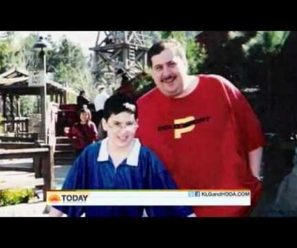 {VIDEO} 430 pound man gets Joy Fit.