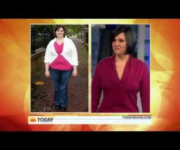{VIDEO} Half their size: These three lost 476 pounds