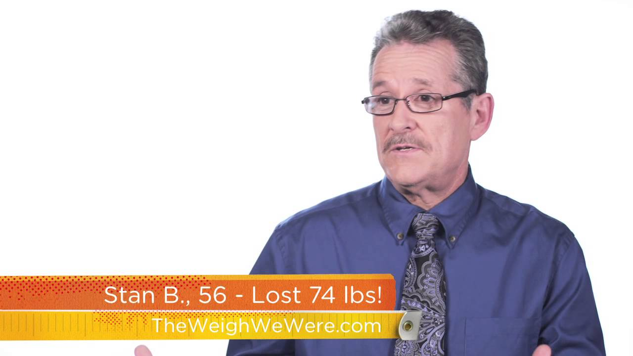 {VIDEO} Healthy choices helped Stan lose 74 pounds and control his diabetes – Weight Loss Success Story