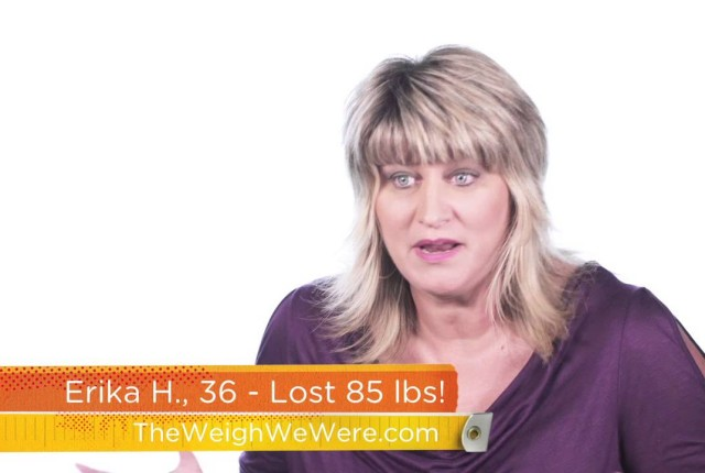 {VIDEO} Learning what was truly healthy helped Erika lose 85 pounds – Weight Loss Success Story