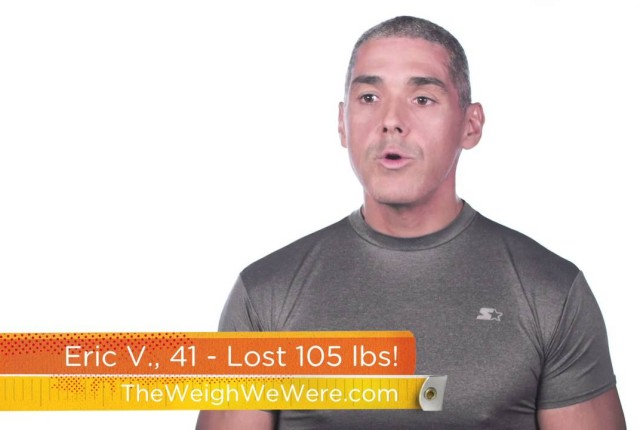 {VIDEO} Shopping is no longer agony for Eric after losing 105 pounds – Weight Loss Success Story