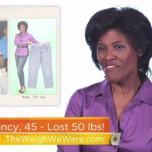{VIDEO} After losing 50 pounds, there's nothing Nancy can't do, she says – Weight Loss Success Story