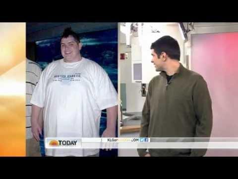 {VIDEO} Big Ben no more! Banker sheds 150 pounds