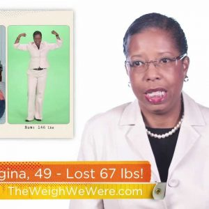 {VIDEO} Smarter food choices helped Regina lose 67 pounds – Weight Loss Success Story