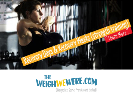 Great success story! Read before and after fitness transformation stories from women and men who hit weight loss goals and got THAT BODY with training and meal prep. Find inspiration, motivation, and workout tips | Recovery Days and Recovery Weeks (from strength training)