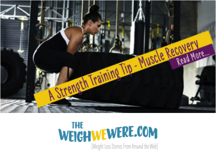 Great success story! Read before and after fitness transformation stories from women and men who hit weight loss goals and got THAT BODY with training and meal prep. Find inspiration, motivation, and workout tips | A Strength Training Tip: Muscle Recovery