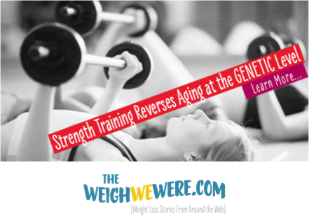Great success story! Read before and after fitness transformation stories from women and men who hit weight loss goals and got THAT BODY with training and meal prep. Find inspiration, motivation, and workout tips | Strength Training Reverses Aging at the GENETIC Level!