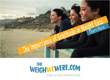 Great success story! Read before and after fitness transformation stories from women and men who hit weight loss goals and got THAT BODY with training and meal prep. Find inspiration, motivation, and workout tips | The Importance of Gratitude in Weight Loss
