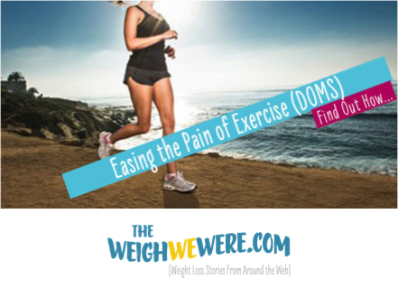 Great success story! Read before and after fitness transformation stories from women and men who hit weight loss goals and got THAT BODY with training and meal prep. Find inspiration, motivation, and workout tips | Easing the Pain of Exercise (DOMS)