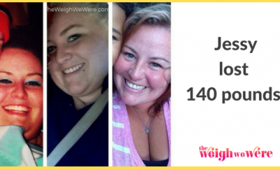 Jessy Lost 140 Pounds
