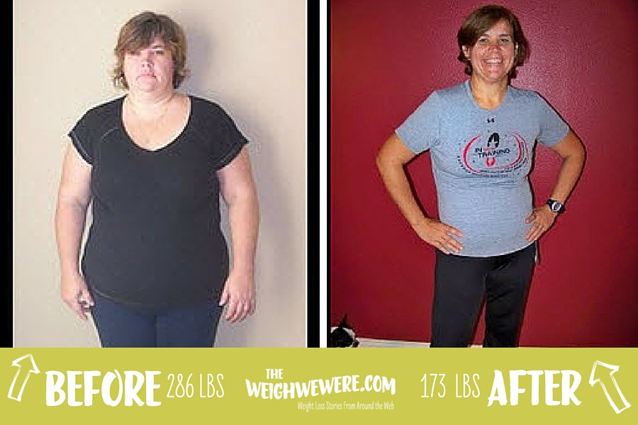 Great success story! Read before and after fitness transformation stories from women and men who hit weight loss goals and got THAT BODY with training and meal prep. Find inspiration, motivation, and workout tips | 113 Pounds Lost