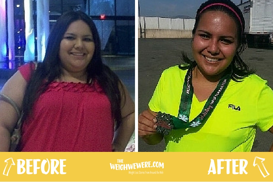 Great success story! Read before and after fitness transformation stories from women and men who hit weight loss goals and got THAT BODY with training and meal prep. Find inspiration, motivation, and workout tips | 85 lbs and Half Marathon later