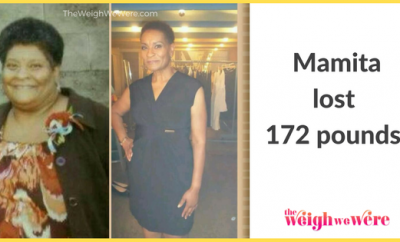 172 Pounds Lost:  Marnita did it over 50!