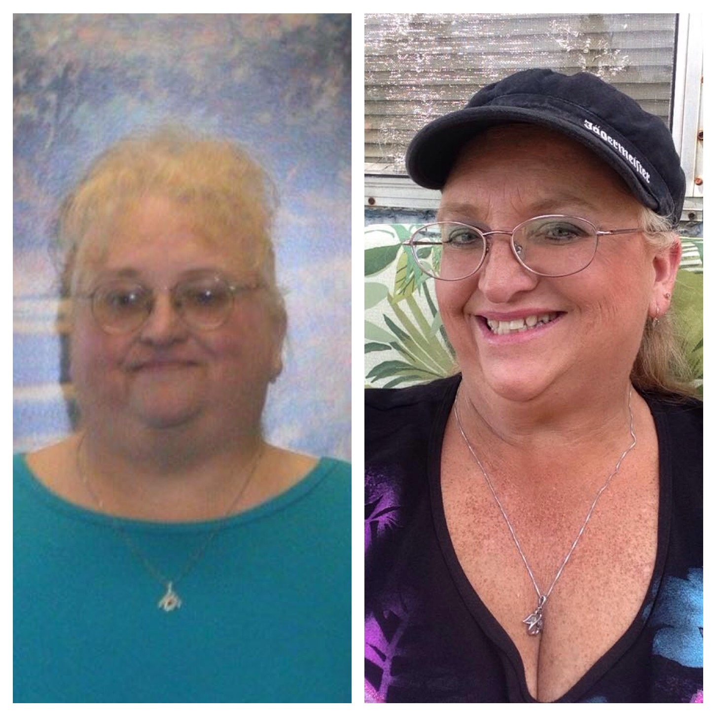 Seneca Woman has lost 240lbs. and still going