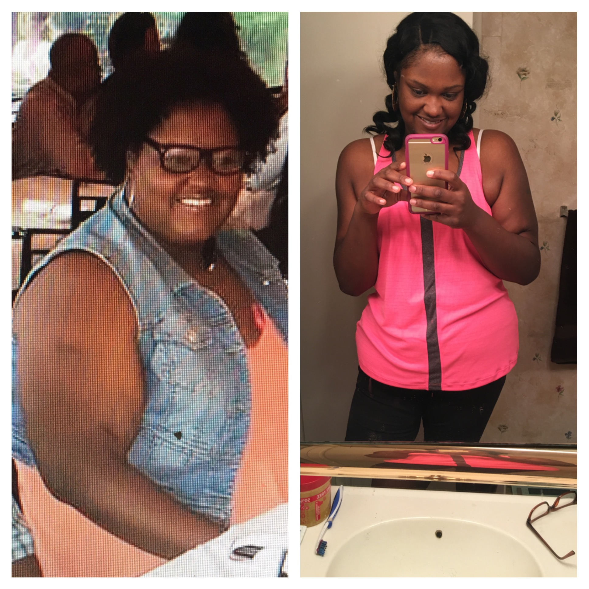 Great success story! Read before and after fitness transformation stories from women and men who hit weight loss goals and got THAT BODY with training and meal prep. Find inspiration, motivation, and workout tips | 115 Pounds Lost:  Overcoming a 28 years of Obesity