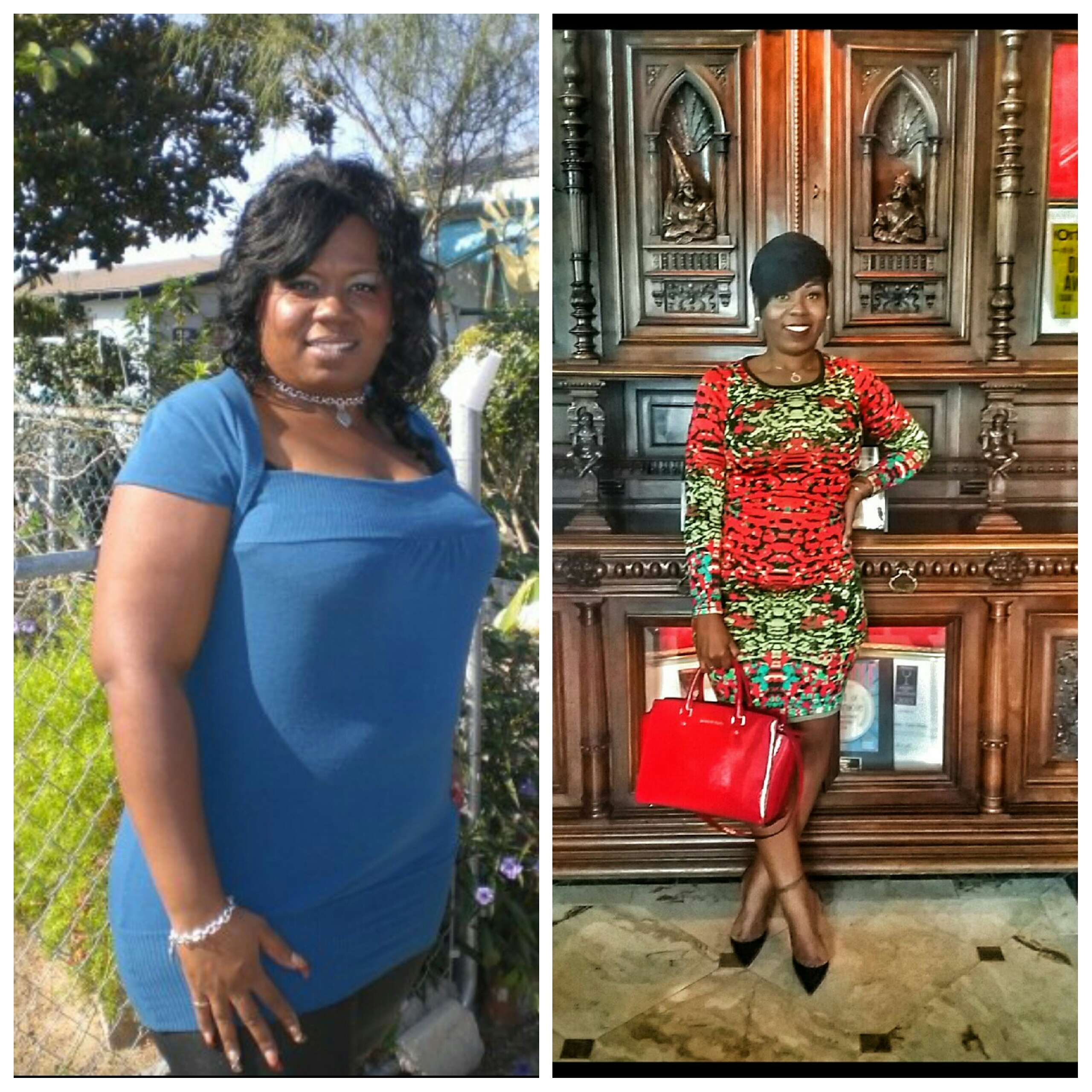 Great success story! Read before and after fitness transformation stories from women and men who hit weight loss goals and got THAT BODY with training and meal prep. Find inspiration, motivation, and workout tips | 113 Pounds Lost:  The Weight is Over Celebrating the new  Me!