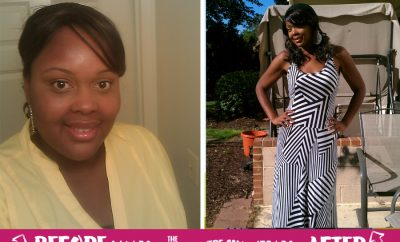 Sister Circle Live:  172 Pounds Lost with Hard Work Period!