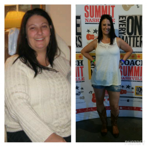 Great success story! Read before and after fitness transformation stories from women and men who hit weight loss goals and got THAT BODY with training and meal prep. Find inspiration, motivation, and workout tips | 60 Pounds Lost: Mom uses health and fitness to cope with grief
