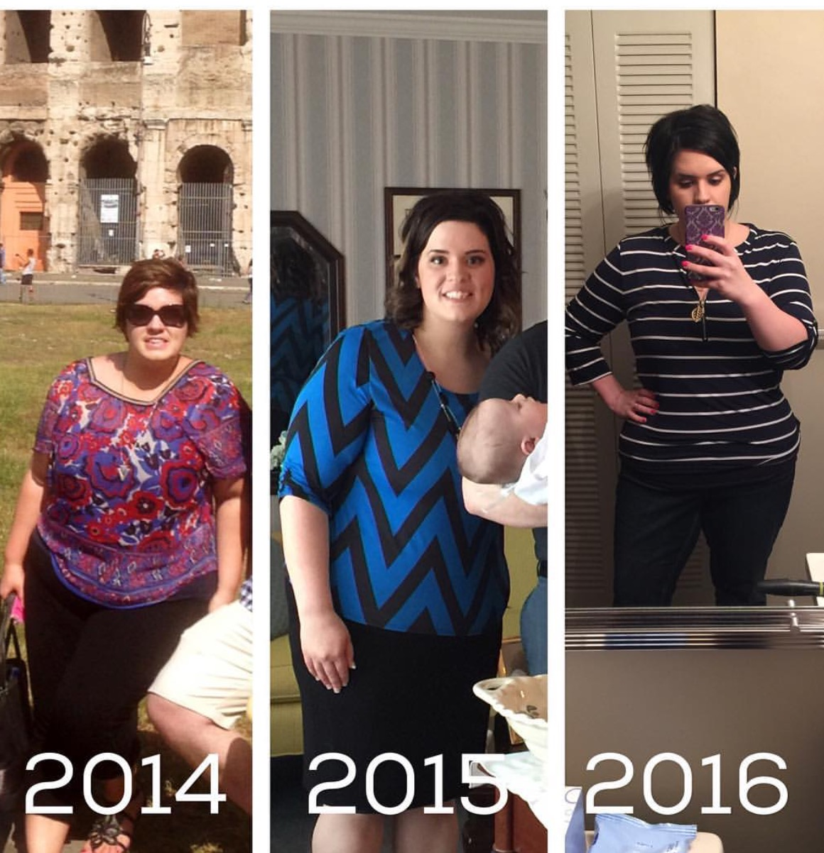 Great success story! Read before and after fitness transformation stories from women and men who hit weight loss goals and got THAT BODY with training and meal prep. Find inspiration, motivation, and workout tips | Alex Lost 78 Lbs Fighting Sugar Cravings and Getting her PCOS under Control