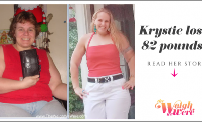 82 Pounds Lost:  Everlasting Metamorphosis
