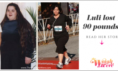 90 Pounds Lost:  Five years later and still going strong…