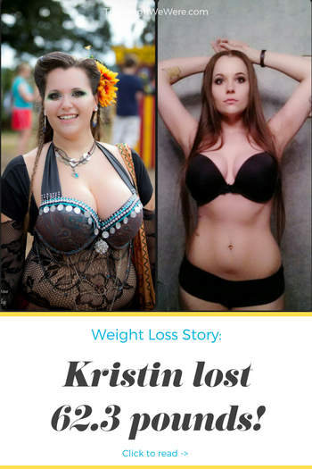Kristin Lost 62 Pounds
